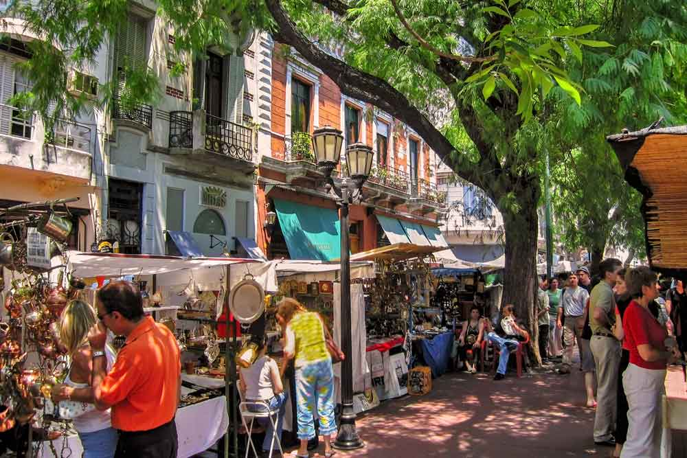 The safest places worldwide for women travelling alone - Buenos Aires