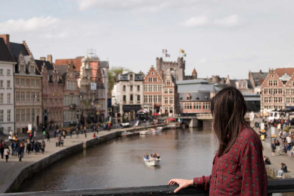 The safest places worldwide for women travelling alone - Ghent