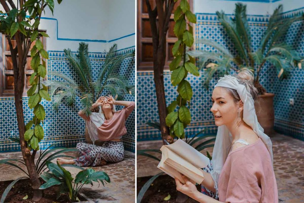 The safest places worldwide for women travelling alone - Morocco