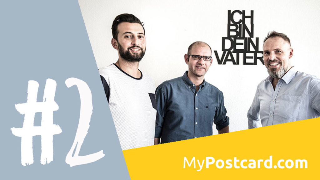 Header picture of the authors of ichbindeinvater dad blog