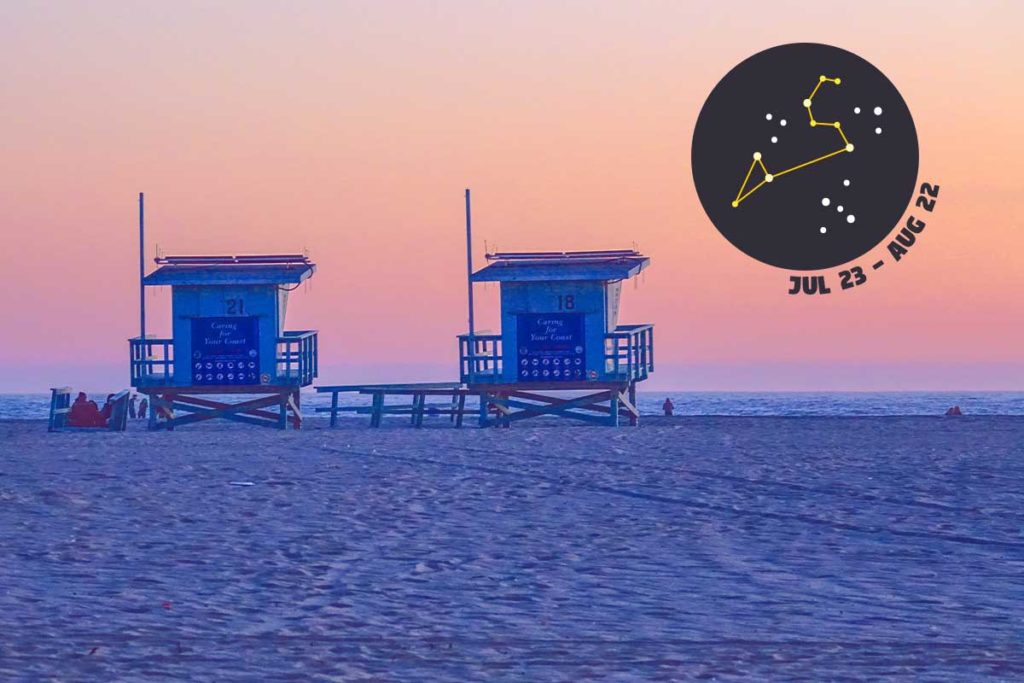 Leo: California - Let your zodiac sign guide you