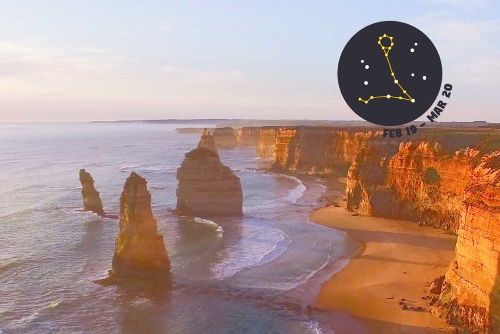 Pisces: Australia - Let your zodiac sign guide you
