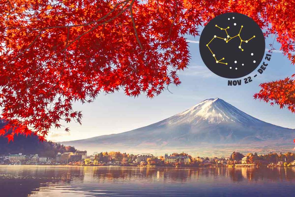 Sagittarius: Japan - Let your zodiac sign guide you