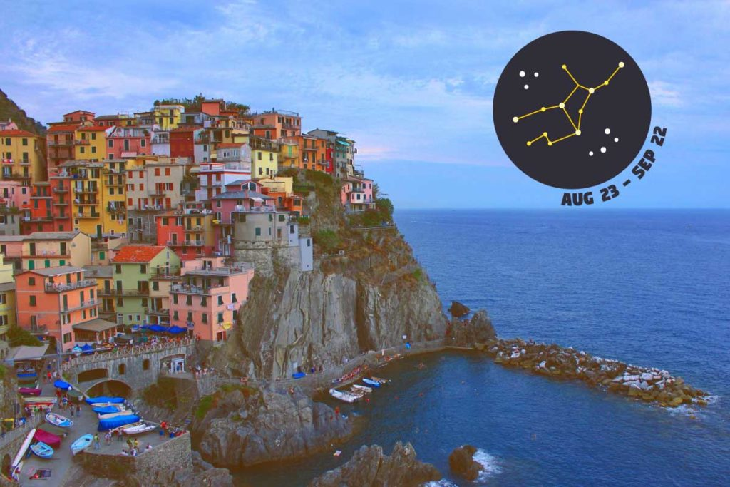 Virgo: Italy - Let your zodiac sign guide you