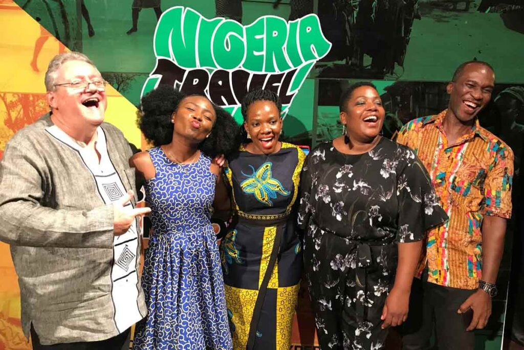 At Nigeria Travel Week, creators discuss things to know about Africa