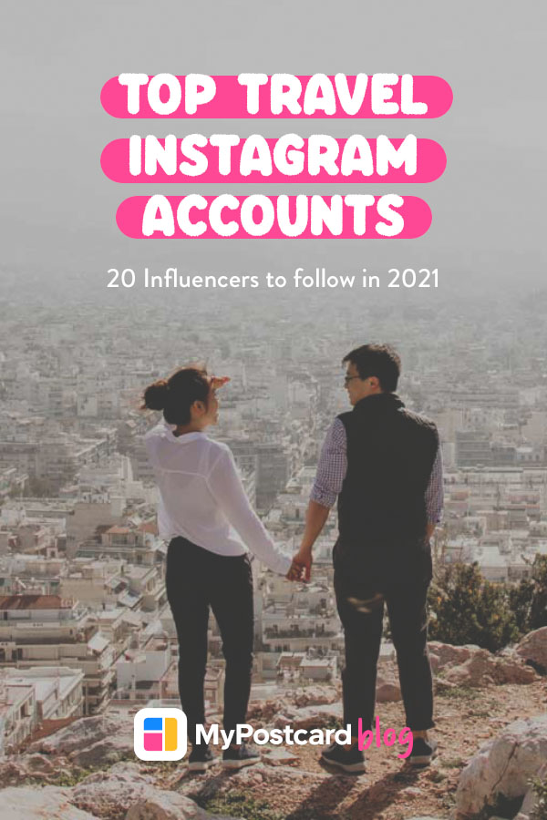Pin for top travel instagram accounts - Pinterest