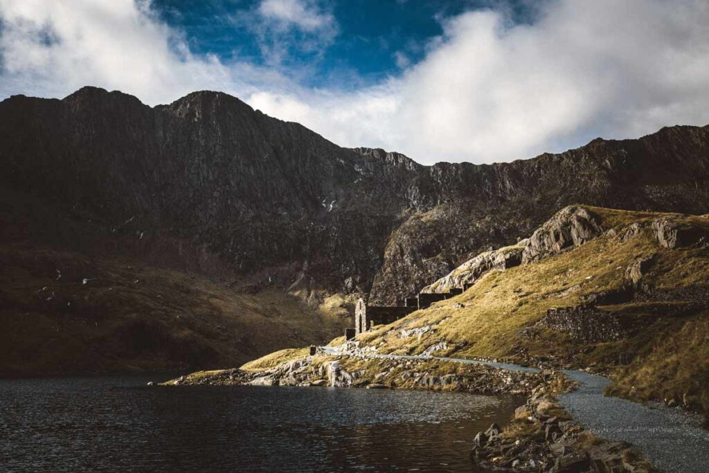 Mountainous Snowdonia in Wales is truly one of Britains most spectacular pieces of countryside