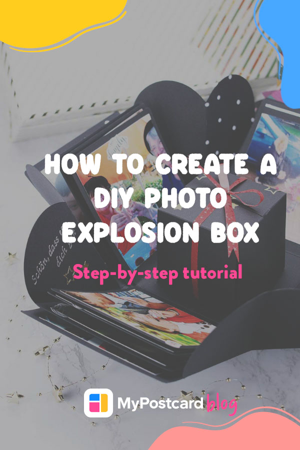 Explosion box tutorial pin