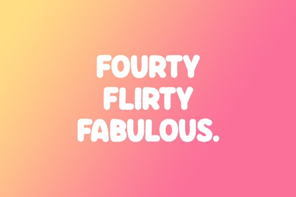 Forty, flirty, fabulous: Example birthday wishes for a 50th milestone birthday