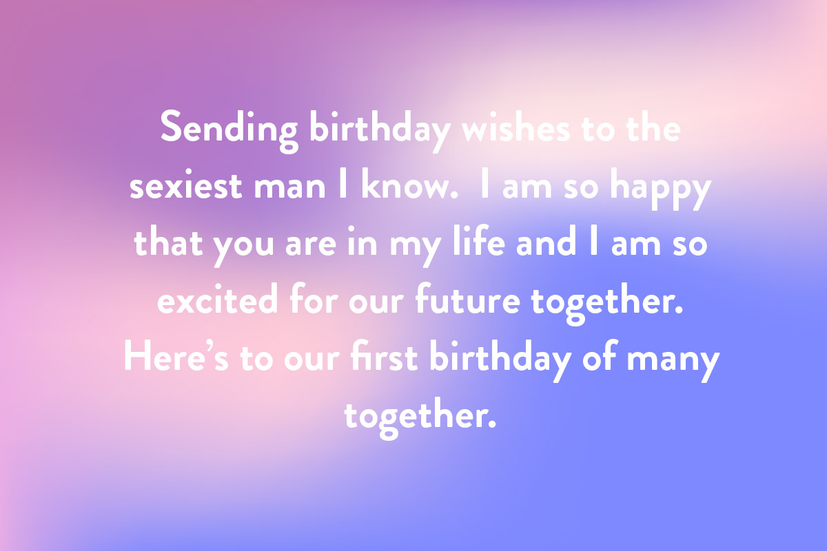 Dating you what birthday write a to in card for someone are 75 Happy